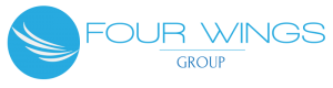 Four Wings Group Official Logo